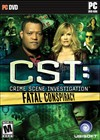 Download CSI: Fatal Conspiracy for PC