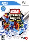 Rent Marvel Super Hero Squad: Comic Combat - uDraw for Wii