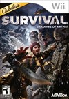 Rent Cabela's Survival: Shadows of Katmai for Wii