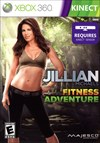 Rent Jillian Michaels Fitness Adventure for Xbox 360