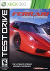 Rent Test Drive Ferrari Racing Legends for Xbox 360
