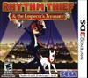 Rent Rhythm Thief & the Emperor's Treasure for 3DS
