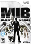 Rent Men in Black: Alien Crisis for Wii