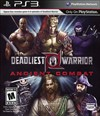 Rent Deadliest Warrior: Ancient Combat for PS3