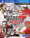 Rent Virtua Tennis 4 World Tour Edition for PS Vita