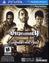 Rent Supremacy MMA: Unrestricted for PS Vita