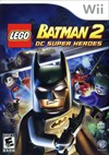 Rent LEGO Batman 2: DC Super Heroes for Wii