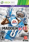 Rent Madden NFL 13 for Xbox 360