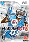 Rent Madden NFL 13 for Wii