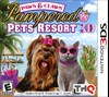 Rent Paws & Claws Pampered Pets Resort 3D for 3DS