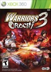 Rent Warriors: Orochi 3 for Xbox 360