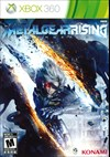 Rent Metal Gear Rising: Revengeance for Xbox 360