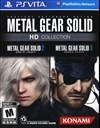 Rent Metal Gear Solid HD Collection for PS Vita