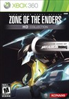 Rent Zone of the Enders HD Collection for Xbox 360