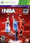 Rent NBA 2K13 for Xbox 360