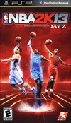 Rent NBA 2K13 for PSP Games