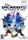 Rent Disney Epic Mickey 2: The Power of Two for Wii