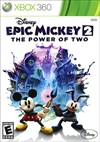 Rent Disney Epic Mickey 2: The Power of Two for Xbox 360