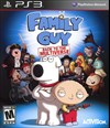 Rent Family Guy: Back to the Multiverse for PS3