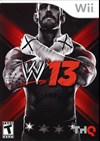 Rent WWE 13 for Wii