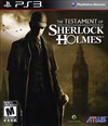 Buy The Testament of Sherlock Holmes for PS3