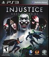 Rent Injustice: Gods Among Us for PS3