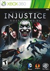 Rent Injustice: Gods Among Us for Xbox 360