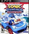 Rent Sonic & All-Stars Racing Transformed for PS3