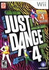 Rent Just Dance 4 for Wii