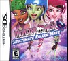 Rent Monster High: Skultimate Roller Maze for DS