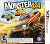 Rent Monster 4X4 3D for 3DS