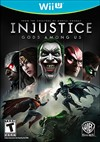 Rent Injustice: Gods Among Us for Wii U