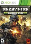 Rent Heavy Fire: Shattered Spear for Xbox 360