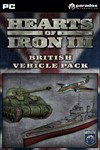 Download Hearts of Iron III: British Vehicle Pack for PC