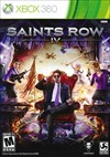 Rent Saints Row 4 for Xbox 360
