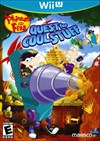 Rent Phineas and Ferb: Quest for Cool Stuff for Wii U