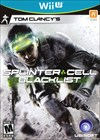 Rent Tom Clancy's Splinter Cell: Blacklist for Wii U