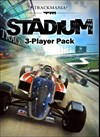 Download TrackMania 2 Stadium 3-Player Pack for PC