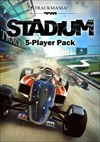 Download TrackMania 2 Stadium 5-Player Pack for PC