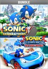 Download Sonic Generation and Sonic & All-Stars Racing Transformed Bundle for PC