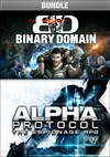Download Alpha Protocol and Binary Domain Bundle for PC