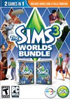 Download The Sims 3 Worlds Bundle for PC