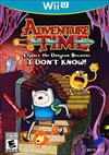 Rent Adventure Time: Explore the Dungeon Because I DON'T KNOW for Wii U