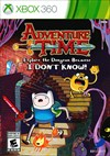 Rent Adventure Time: Explore the Dungeon Because I DON'T KNOW for Xbox 360