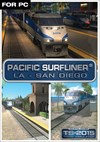 Train Simulator 2014 - Pacific Surfliner LA - San Diego