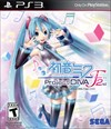 Rent Hatsune Miku: Project Diva F 2nd for PS3
