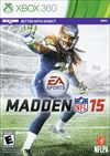 Rent Madden NFL 15 for Xbox 360