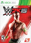 Rent WWE 2K15 for Xbox 360