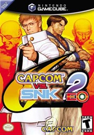 Rent Capcom vs SNK 2 EO for GC