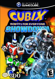 Rent Cubix Robots For Everyone: Showdown for GC